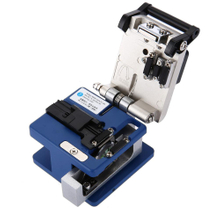 Easy Operation High Precision Optical Fiber Cleaver