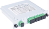 1X4 1X8 1X16 1X32 LGX Cassette Type Fiber Optic Splitter with Sc Apc Connector
