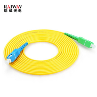 SC-SC Optical Fiber Patch Cord