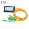 1X8 ABS Box PLC Fiber Optical Splitter