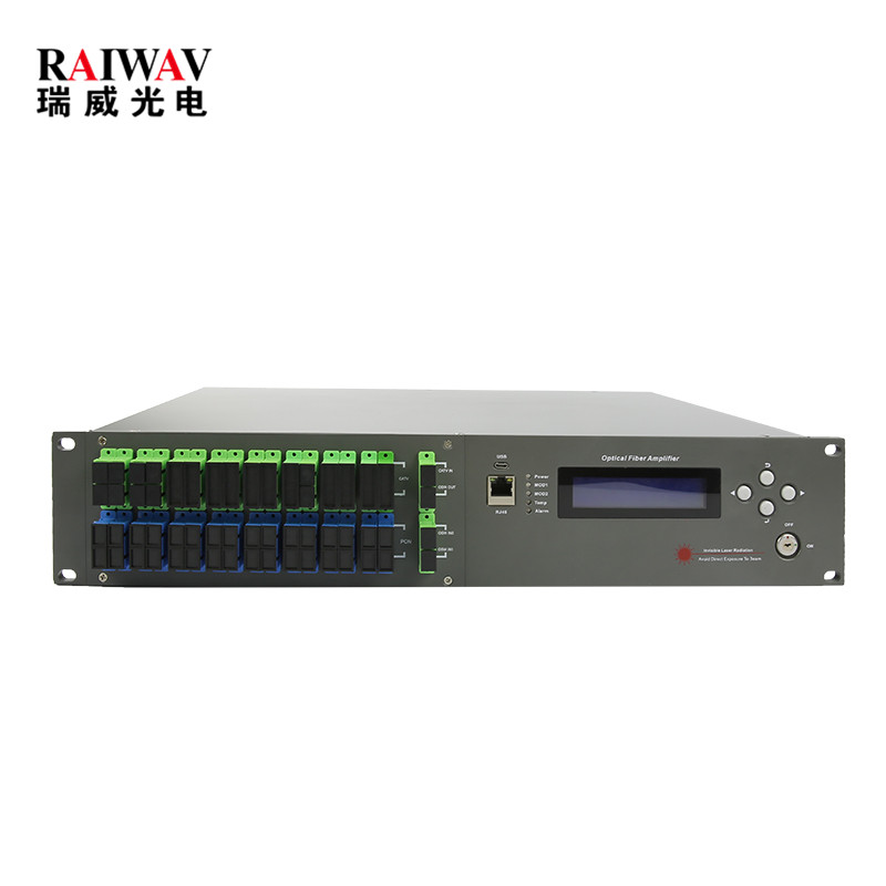 1550nm Series Erbium Doped Fiber Amplifier