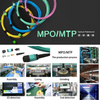 MPO/MTP panels for IDC